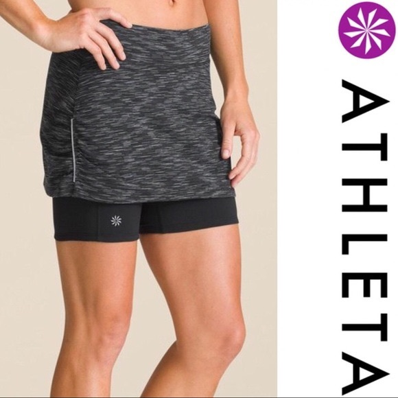 14d30b15ce Athleta Pants - Athleta Skirt with Shorts
